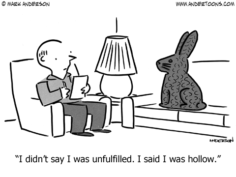 Easter Cartoon - CT Local Marketing - Andertoons